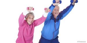 Faire du sport à 50 ans