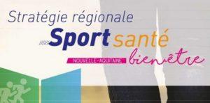Stratégie Sport Santé Bien-être régionale