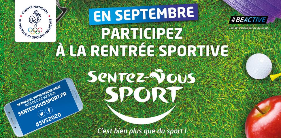 """Labellisez votre évènement """"Sentez-Vous Sport"""""""