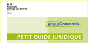 """3e édition du """"Petit guide juridique"""""""